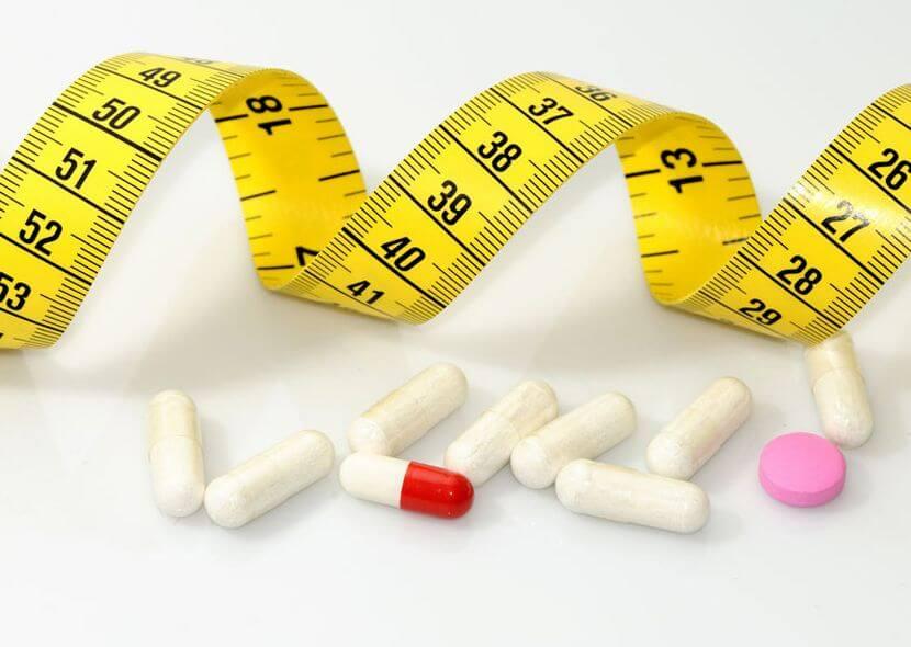 для похудения таблетки