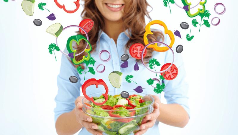 Правильное питание после родов