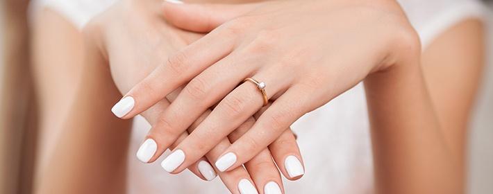 как узнать размер пальца