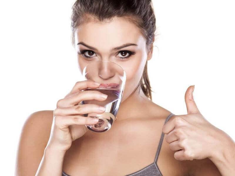 чистка кишечника водой с солью