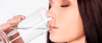 чистка кишечника водой