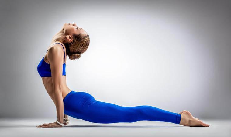 Хатха-йога для похудения