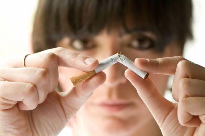 народные методы как бросить курить