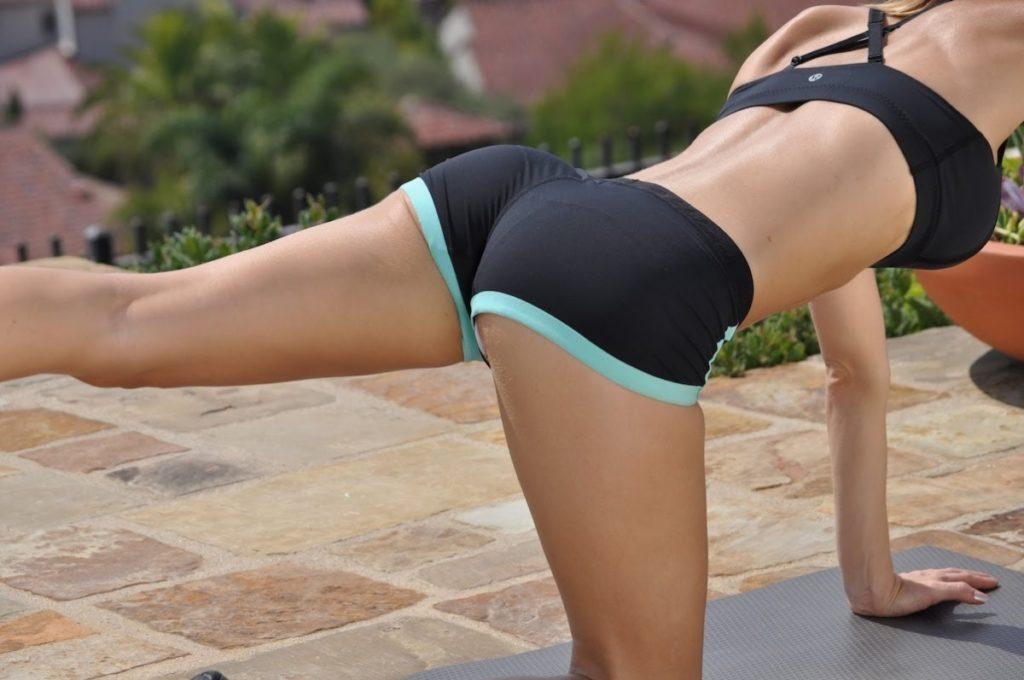 упражнения на внутреннюю часть бедра