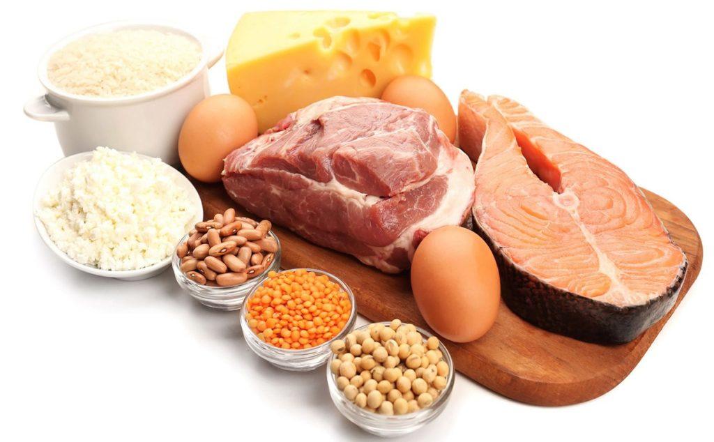 таблица калорийности готовых блюд на 100 грамм