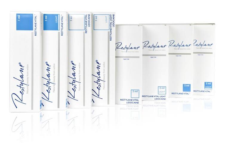 Рестилайн - препарат для увеличения губ
