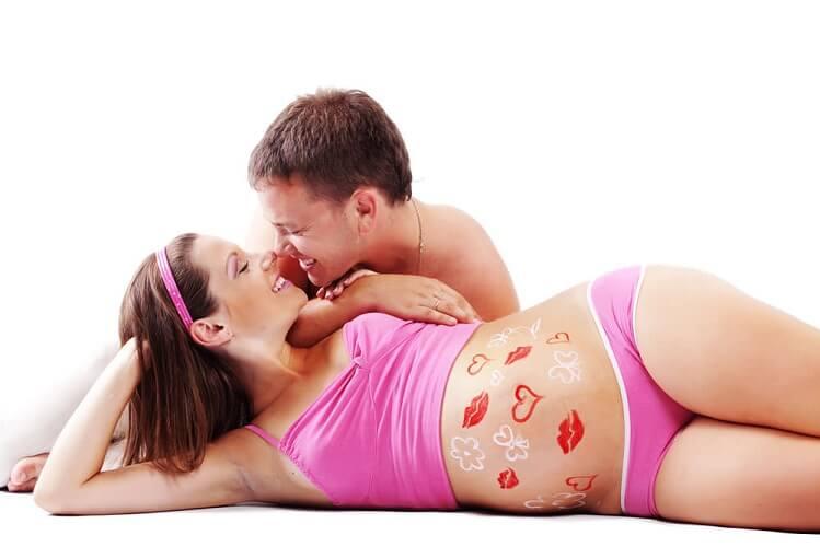 Секс во время беременности - все за и против