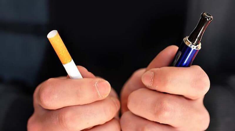 Что более опасно, сигареты или вейп?