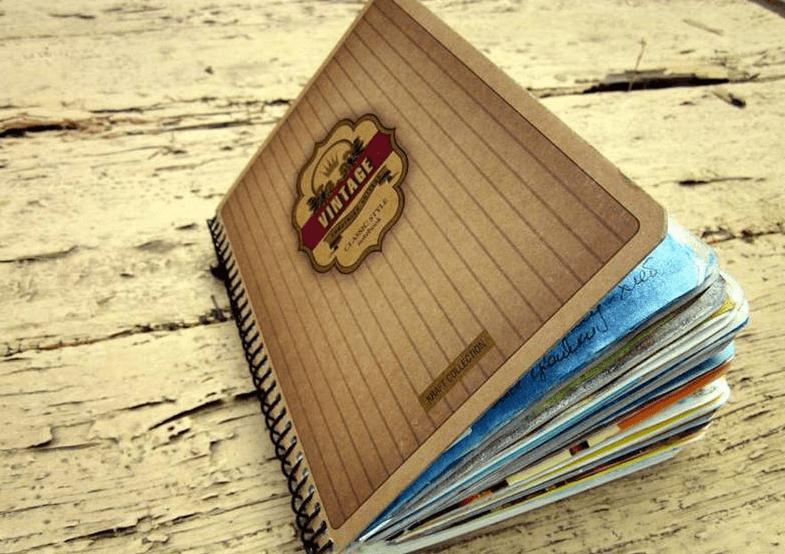 тетрадь для личного дневника