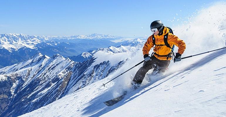 какие виды лыжного спорта