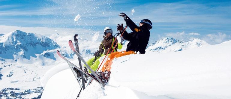 развитие лыжных видов спорта