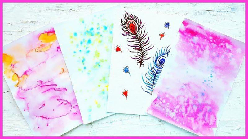 листы для украшения дневника