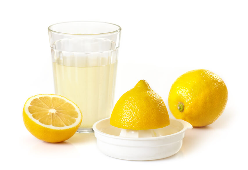 свежий лимонный сок