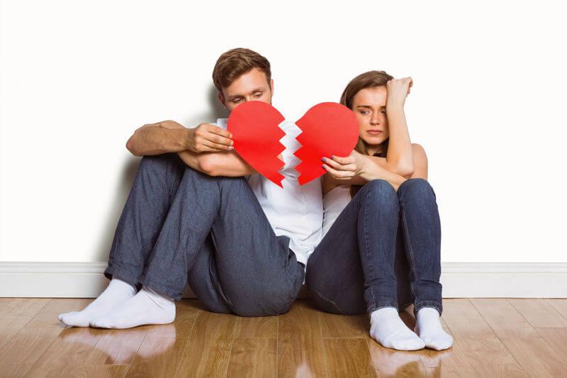 Кризис отношений в паре